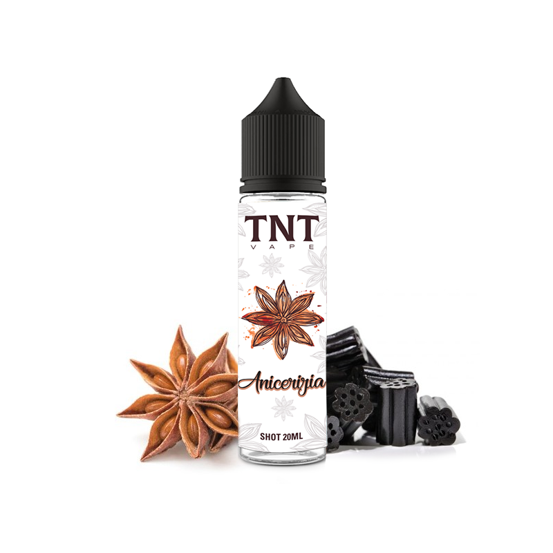 TNT Vape Anicerizia - Vape Shot 20ml