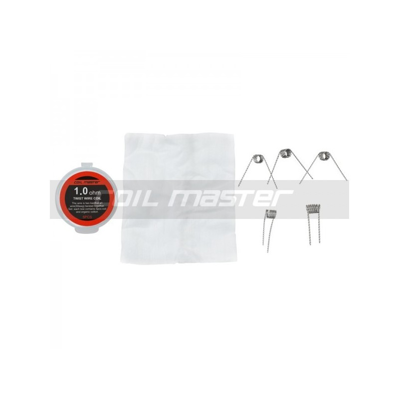 iSmoka Eleaf resistenza HW1 Single-Cylinder - 0.2ohm - 5pz