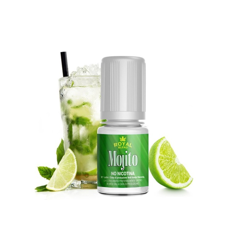 Royal Blend Mojito - 10ml