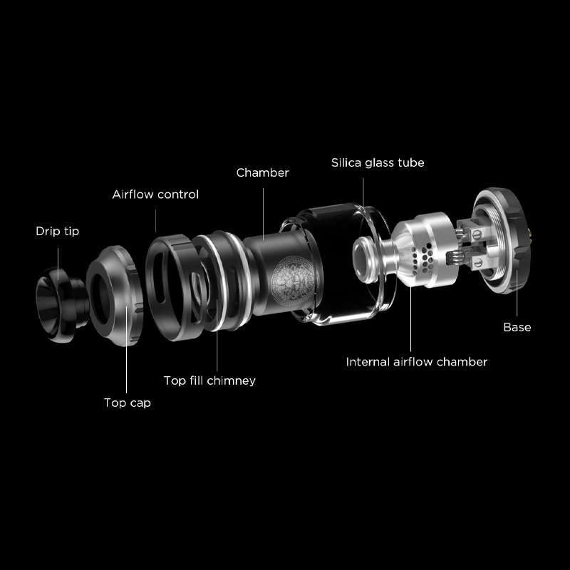Steam Train Boilerman - Mix and Vape - 100ml