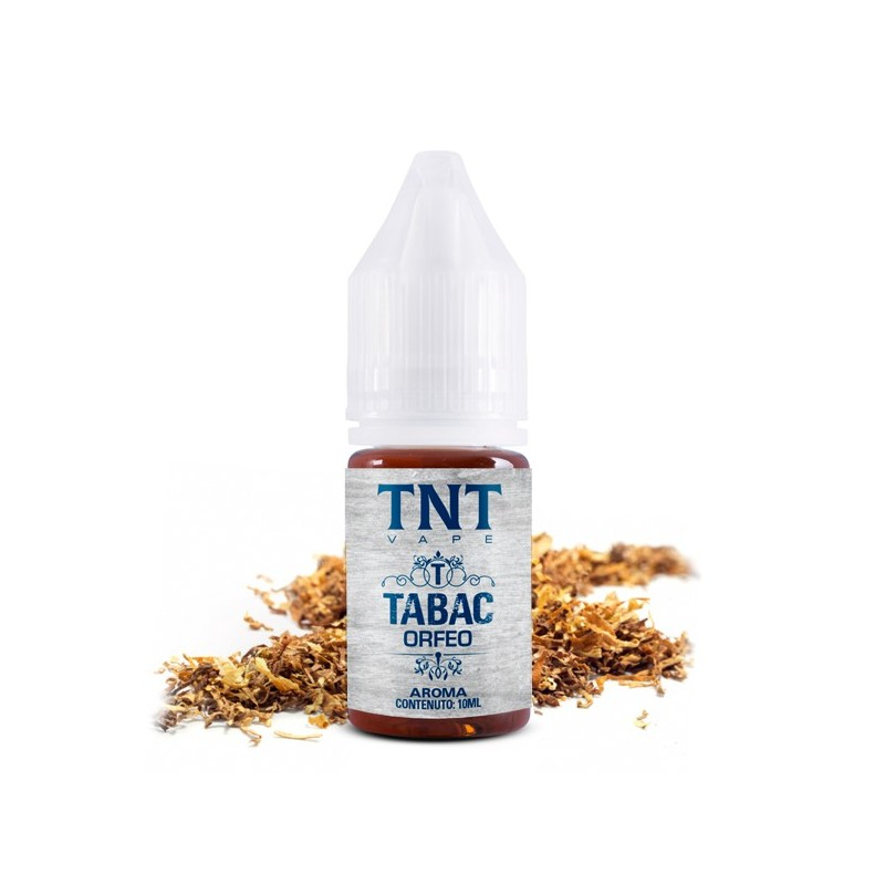 Aroma-Aroma Tabac Orfeo-by-TNT Vape-10ml-Concentrato