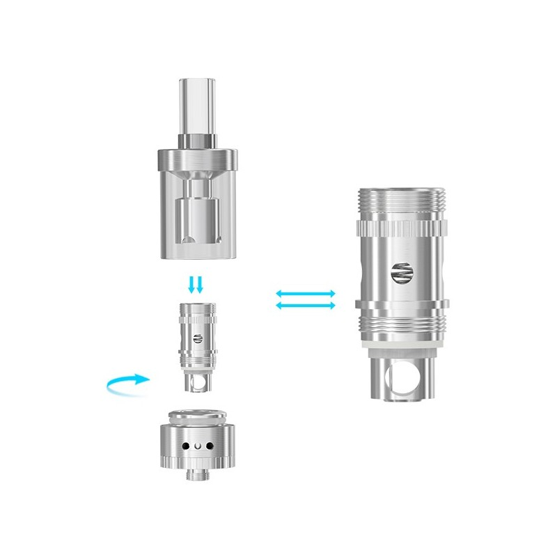 Vapefly Top Cap 510 per Galaxies MTL RDA