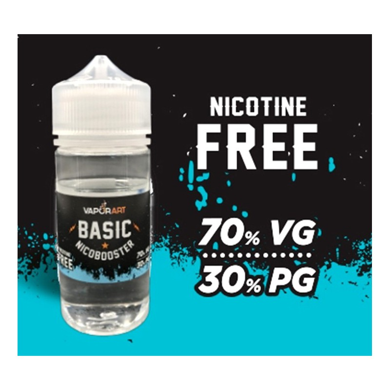 Vaporart Base NicoBooster - 70/30 - 80ml