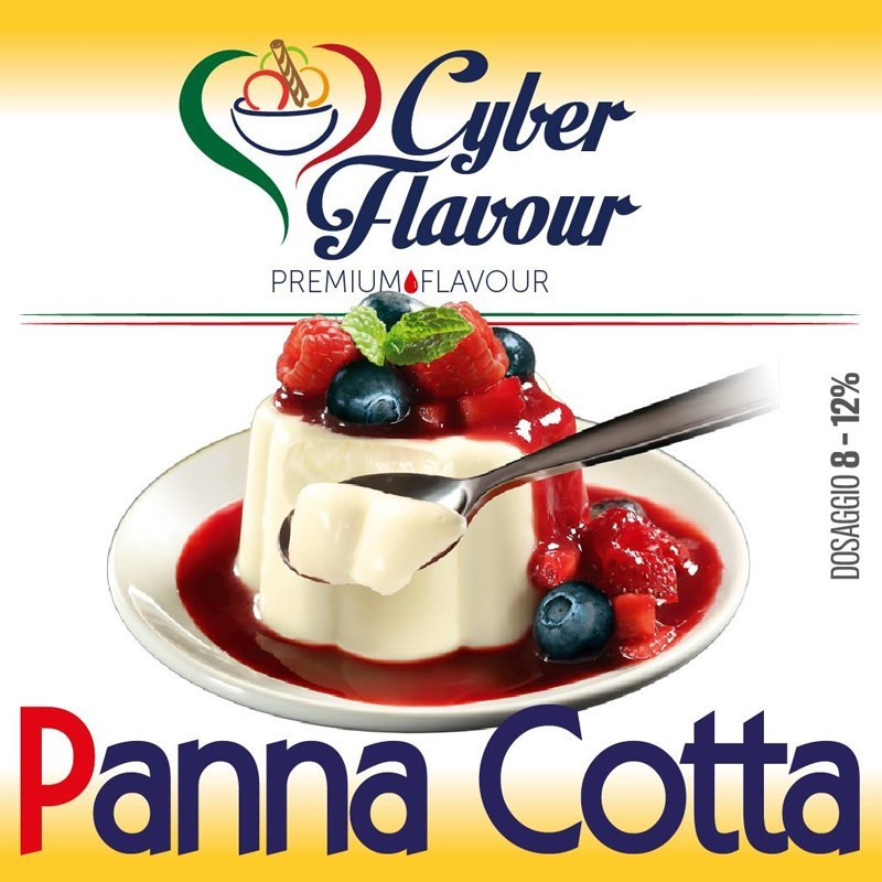 Cyber Flavour Aroma Panna Cotta - 10ml
