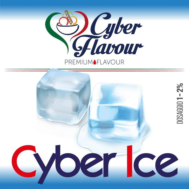 Cyber Flavour Aroma Cyber Ice - 10ml