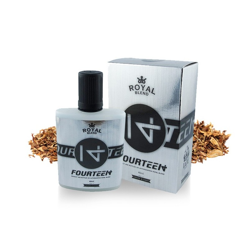 Royal Blend Fourteen Aroma Mix and Vape - 40ml