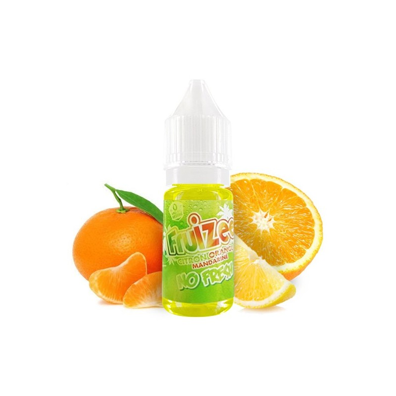 Eliquid France Fruizee Lemon Orange Mandarin - 10ml