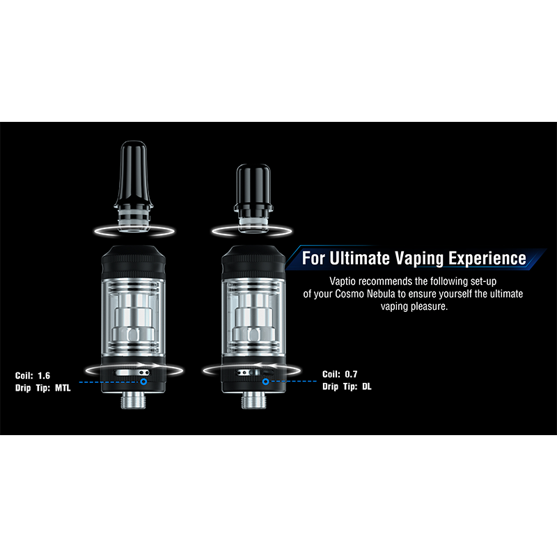 Vaporart Blackstard - 10ml