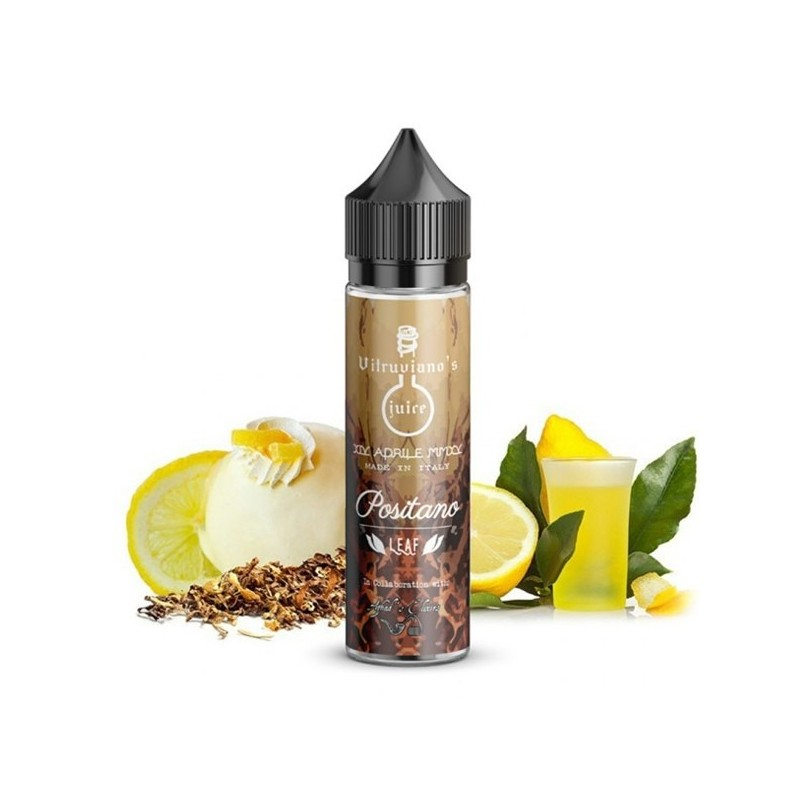La Tabaccheria White Perique - Vape Shot Extreme 4 Pod - 20ml